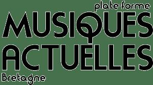 musiques actuelles en Bretagne logo